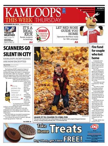 Kamloops This Week Nov 20, 2014 by KamloopsThisWeek - issuu