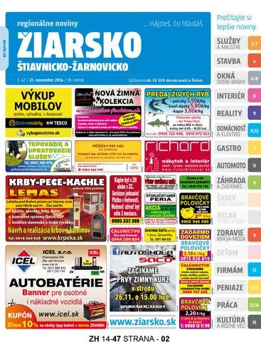 a195e516a87 Žiarsko 14 47 by ziarsko ziarsko - issuu