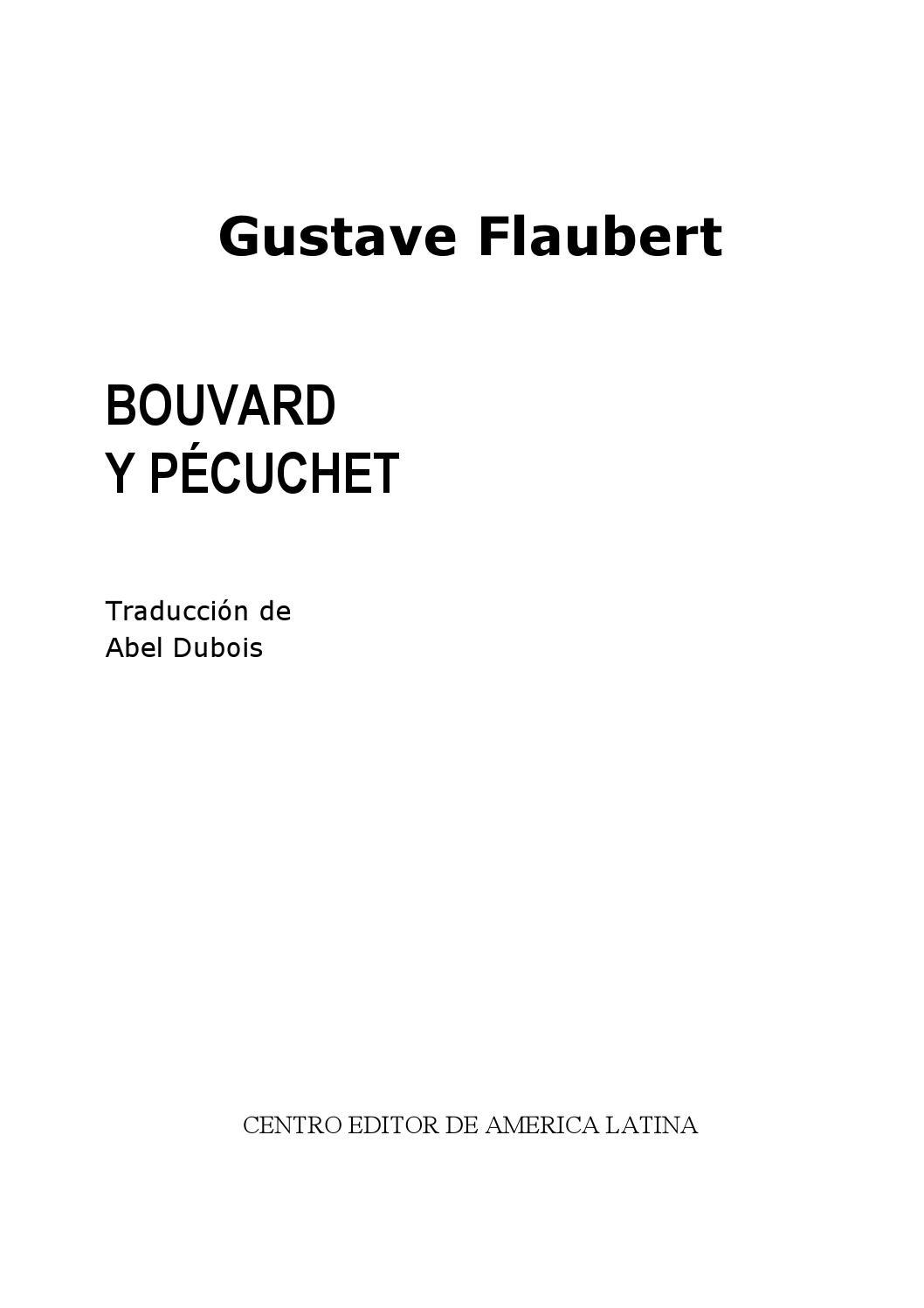 Flaubert bouvard pcuchet by Reditus Aeternam - issuu