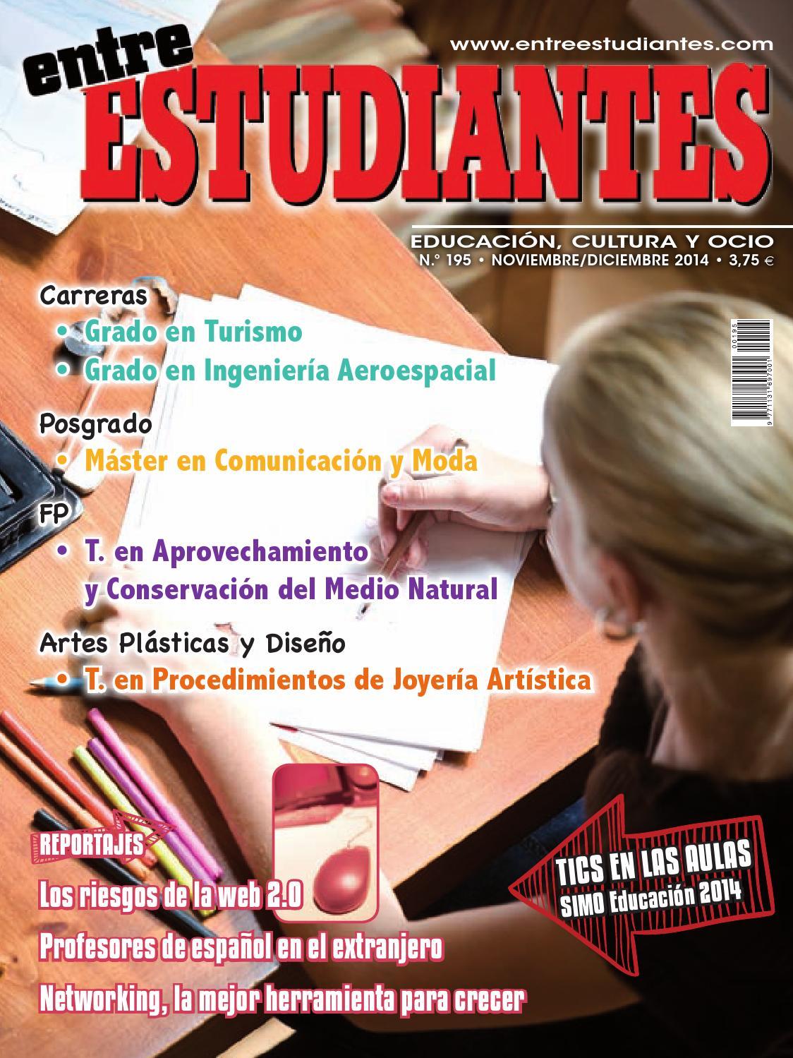 Entre Estudiantes - 195 by Peldaño - issuu