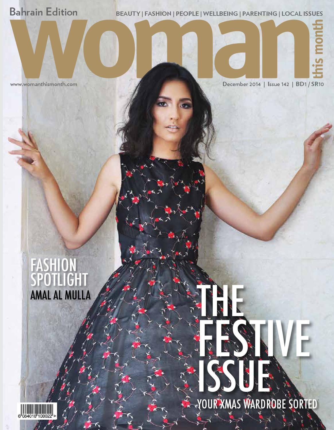 d5ff3f1911 Woman This Month - December 2014 by Red House Marketing - issuu