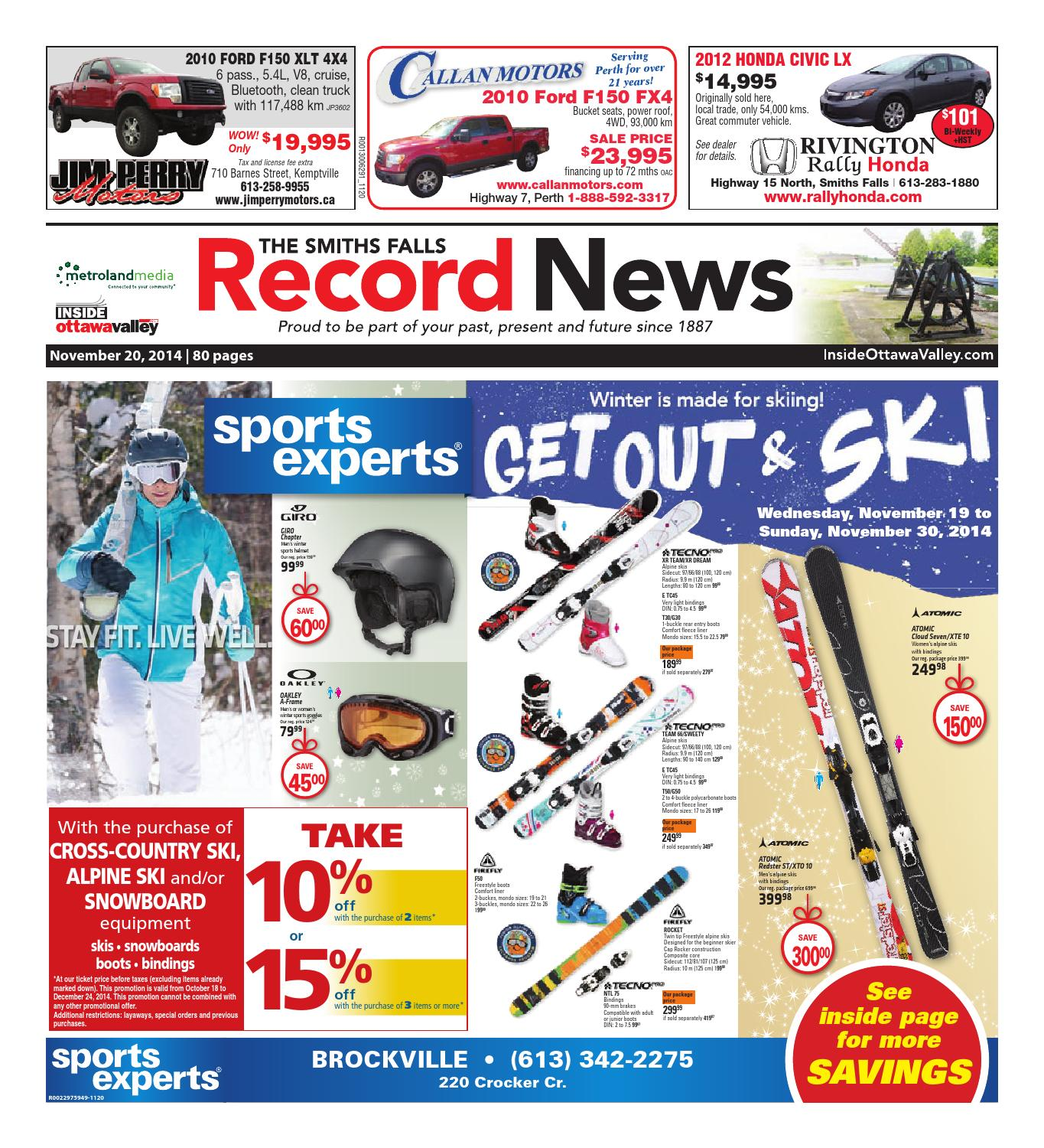 Smithsfalls By Metroland East Smiths Falls Record News Issuu - Sample billing invoice excel official ugg outlet online store