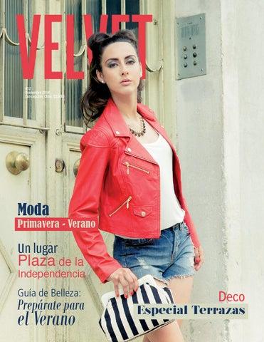 Edición 12 Noviembre by Revista Velvet - issuu 3eb3148b5dc51