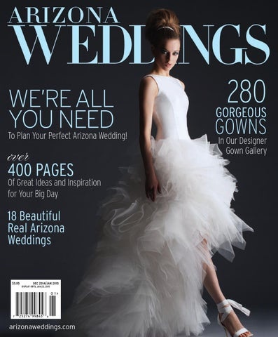 83cbbd1f51 WEâ  x20AC   x2122 RE ALL YOU NEED. over. To Plan Your Perfect Arizona  Wedding! GOWNS ...