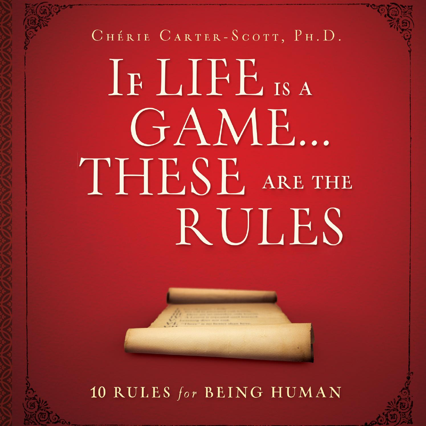 Simple Truths: If Life Is A Game...These Are The Rules By
