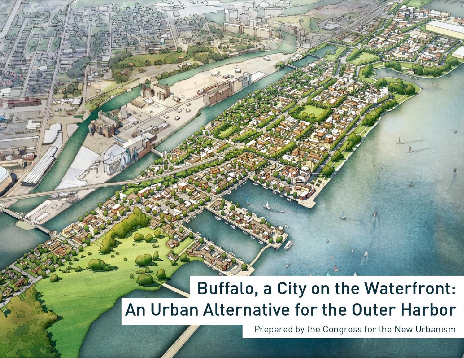 Buffalo A City On The Waterfront An Urban Alternative