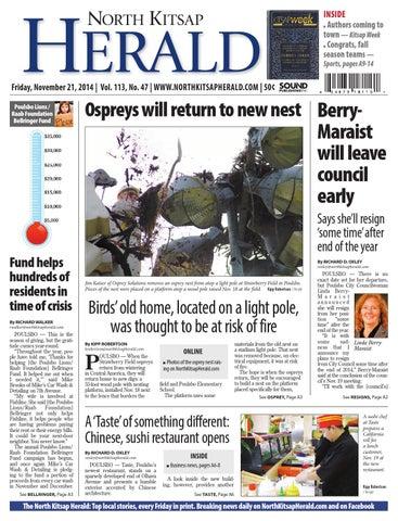 the latest 91827 8be45 North Kitsap Herald, November 21, 2014 by Sound Publishing - issuu