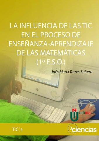 La influencia de las tic en el proceso de enseñanza aprendizaje de ...