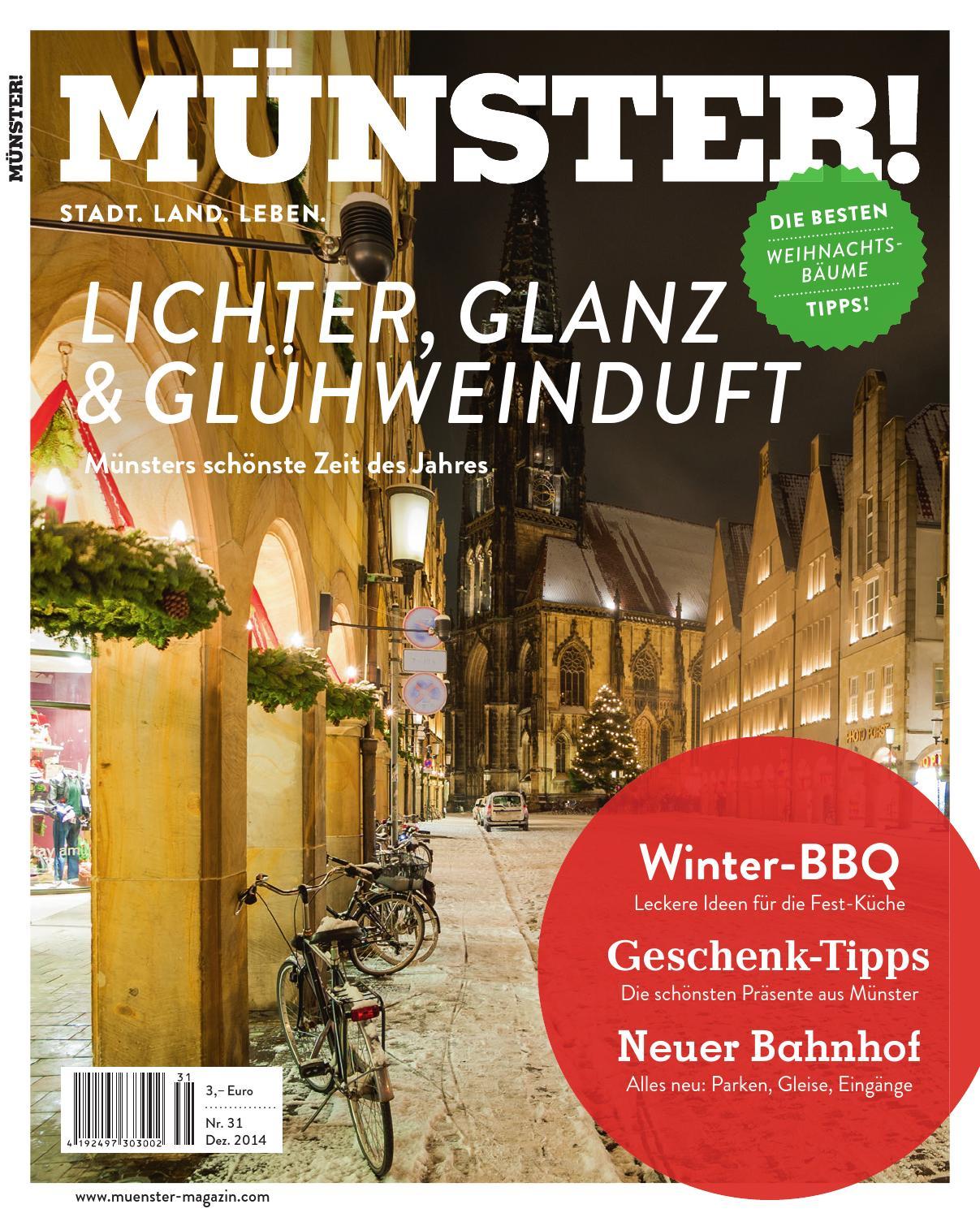 MÜNSTER! Nr. 23 März 2014 by MÜNSTER! Magazin - issuu