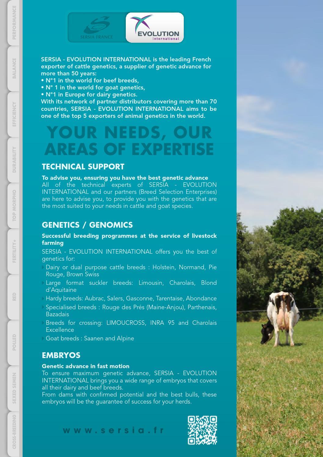 Catalog Holstein ISU 2015 EN by EVOLUTION INTERNATIONAL - issuu