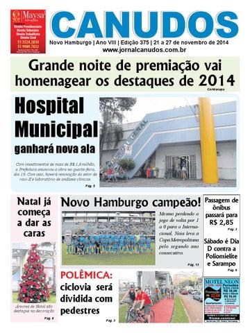 b4f08c6ba9 Jornal Canudos - Edição 375 by Jornal Canudos - Reportagem - issuu