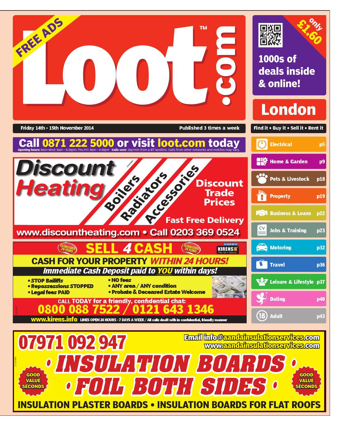 56751236 Loot London, November 14th 2014 by Loot - issuu