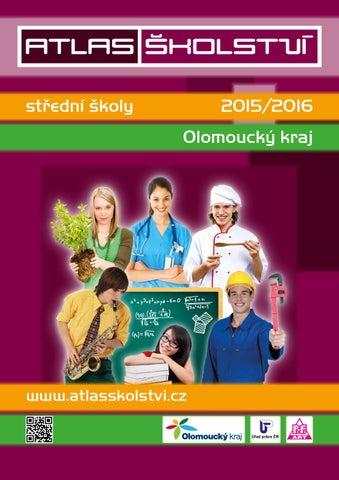 Atlas školství - Olomoucký kraj 0240629e9d2