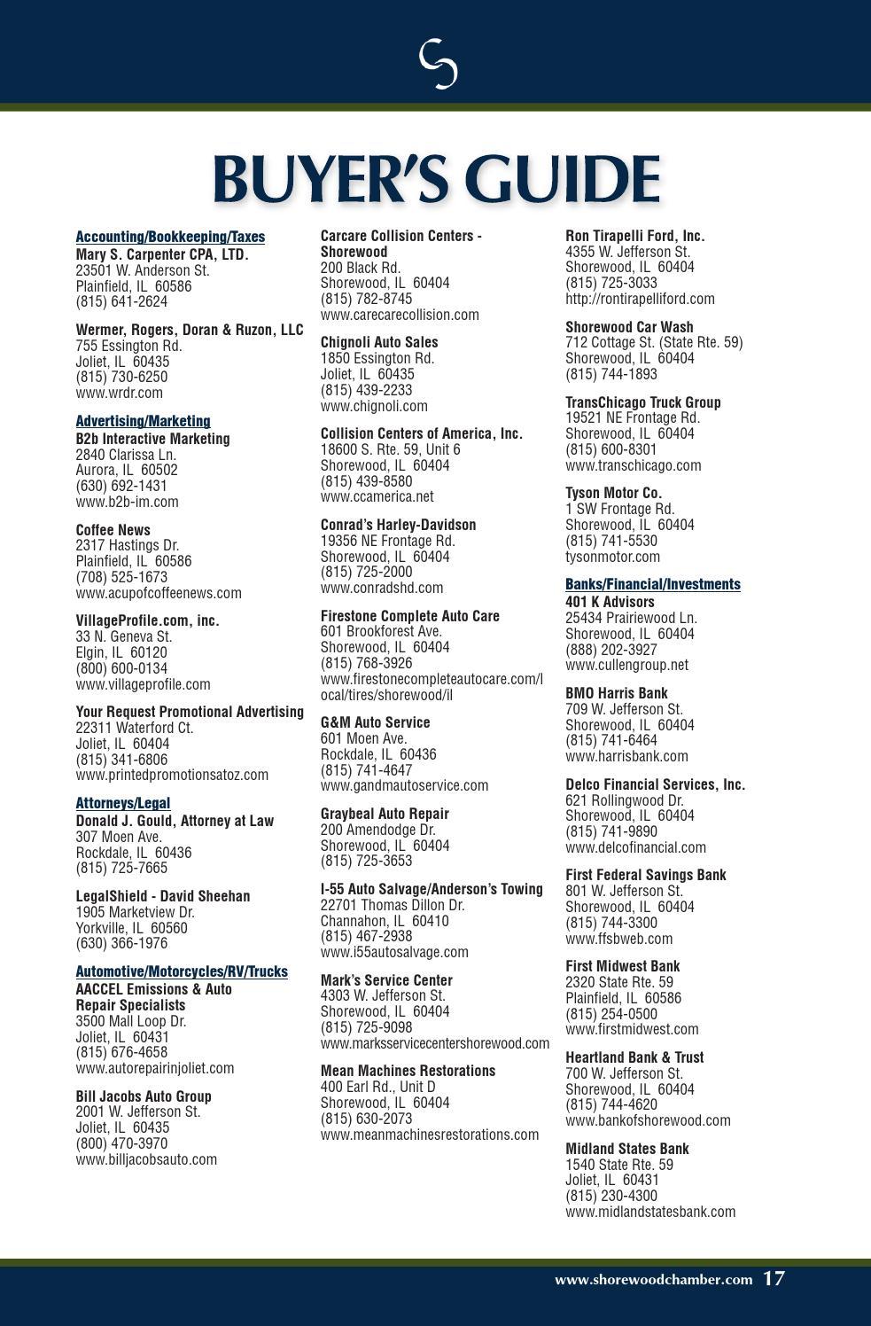 Conrads Harley Davidson >> Shorewood IL Community Profile by Townsquare Publications ...