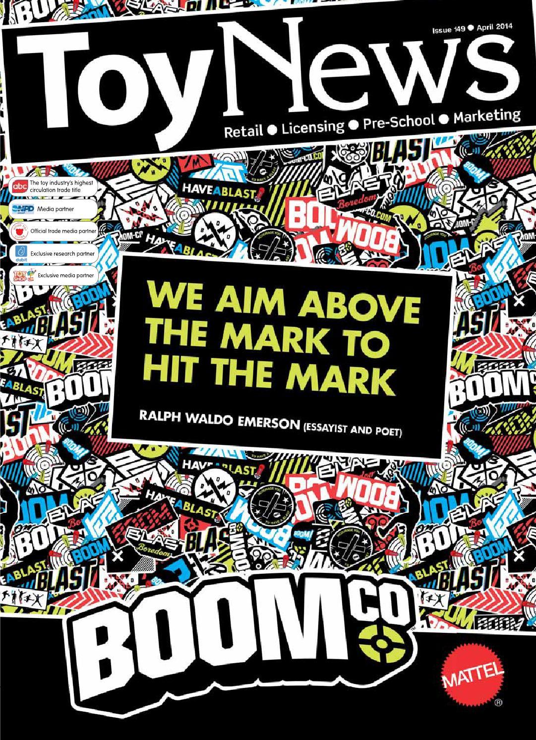 ToyNews Issue 149 April 2014 by Future PLC - issuu