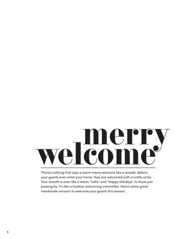 Page 6 of Merry Welcome