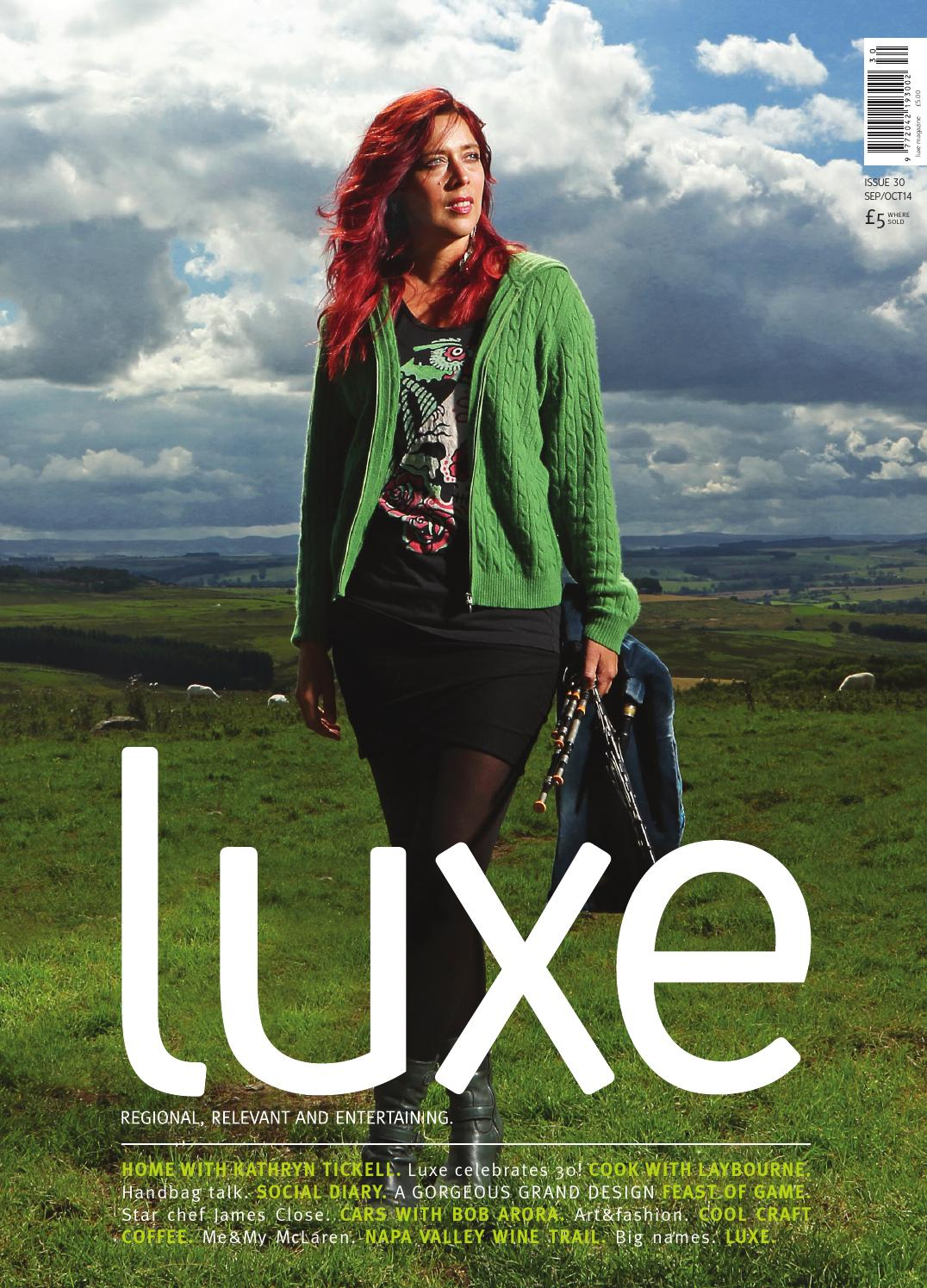80e8364e0c Luxe Sept Oct 2014 by Remember Media limited - issuu