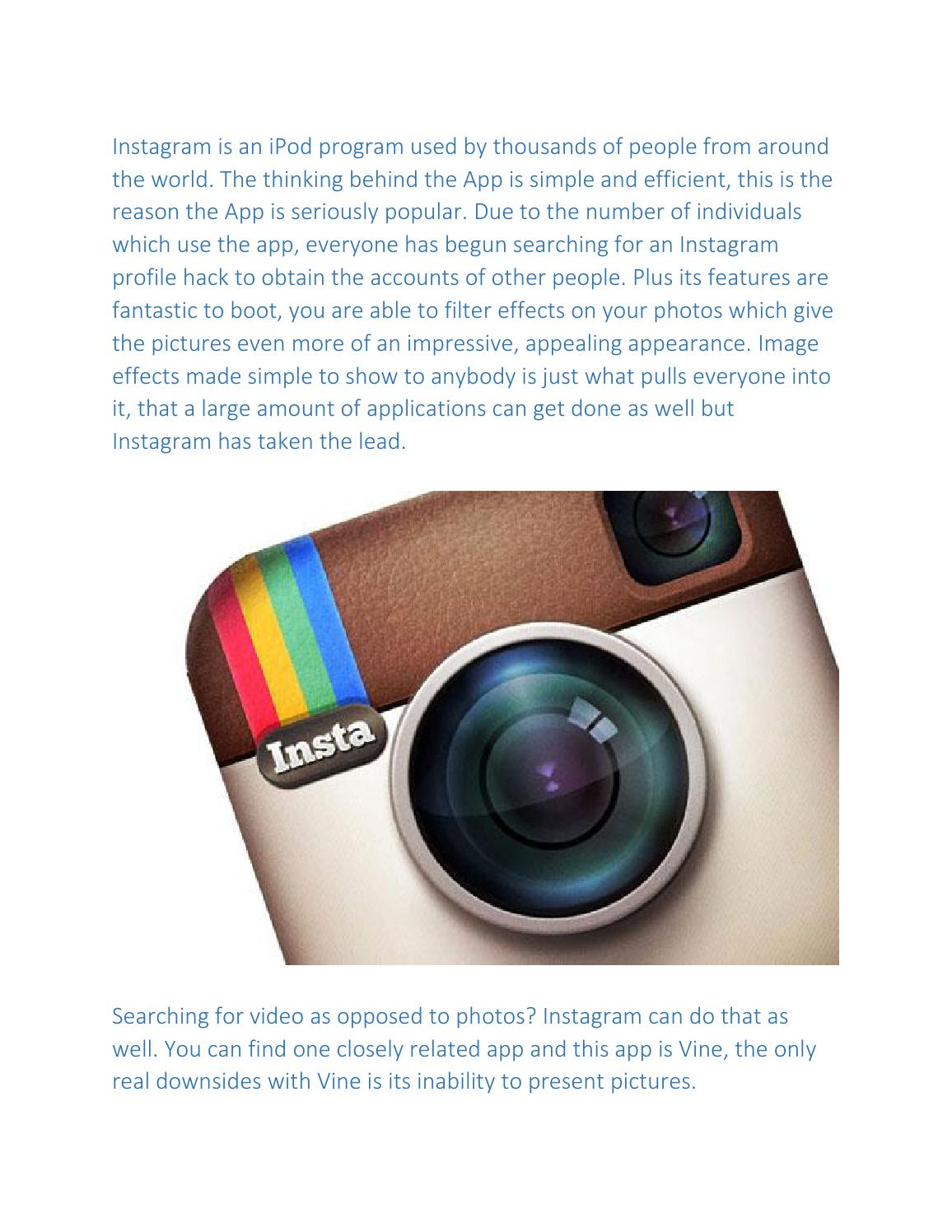 Stop Instagram hackers in their Tracks with this Guide by Instantone