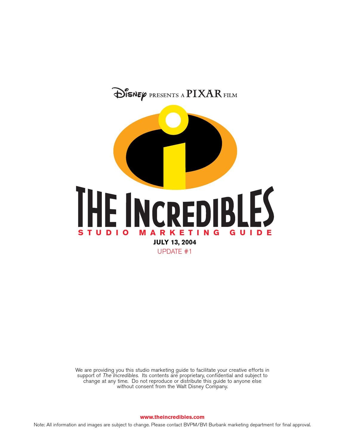 Great Incredibles Logo Template Contemporary - The Best Curriculum ...