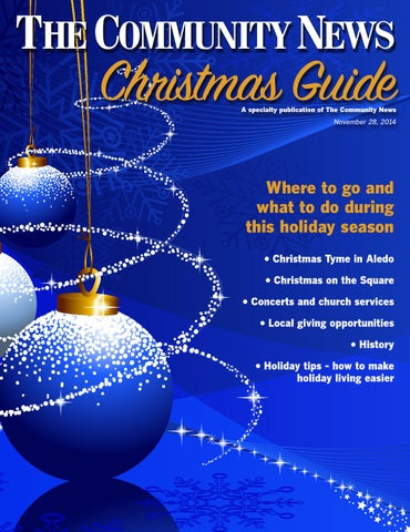 Christmas 2014 by The Community News - issuu