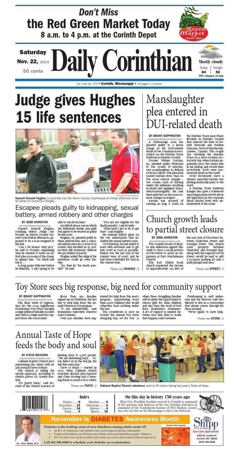 112214 daily corinthian e edition by Daily Corinthian - issuu 8b93b0a79