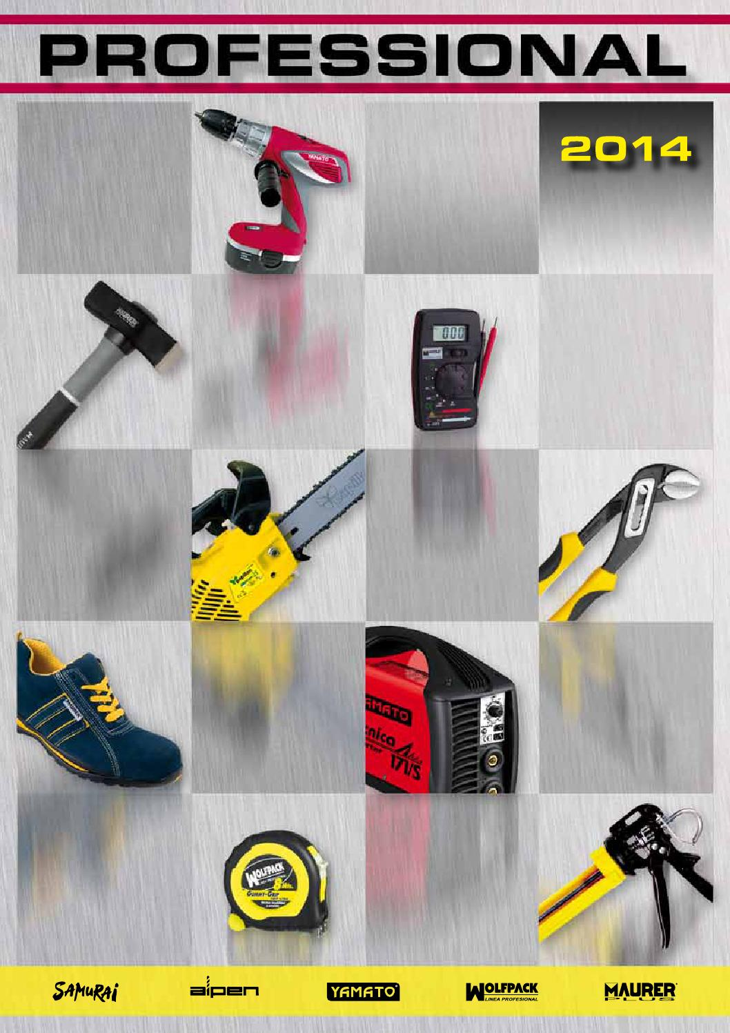 Wolfpack 11110029 Rueda 2-0237 Industrial