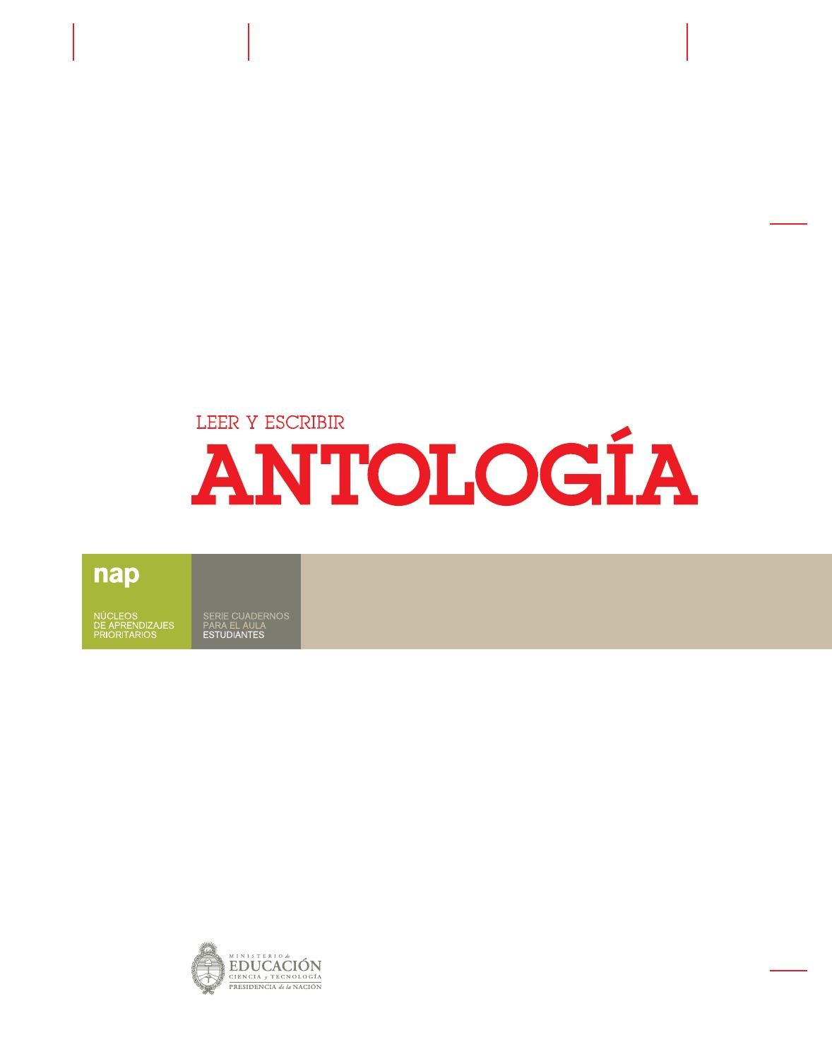 Antología by Eli Rufer - issuu 842841250221e