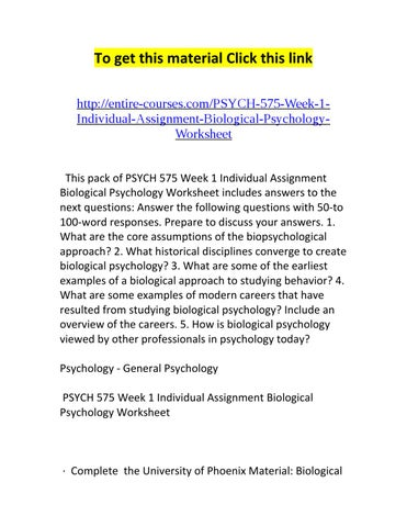 what are some examples of modern careers that have resulted from studying biological psychology 2 what historical disciplines converge to create biological psychology 3 what are some of the earliest examples of a biological approach to studying behavior 4 what are some examples of modern careers that have resulted from studying biological psychology include an overview of the careers 5.