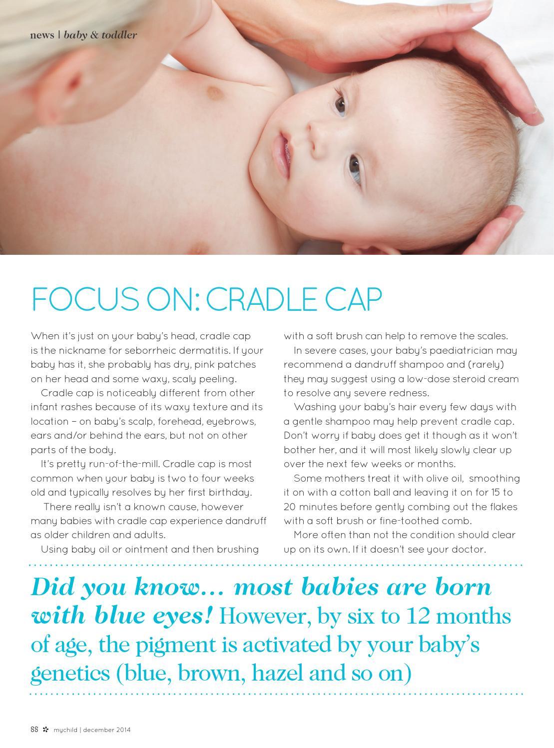My Child Magazine December 2014 Issue