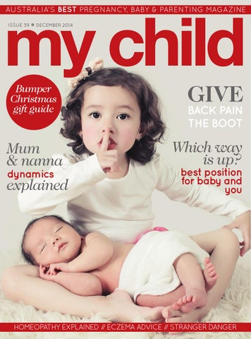 152b08666f5 My Child Magazine December 2014 Issue by My Child Magazine - issuu