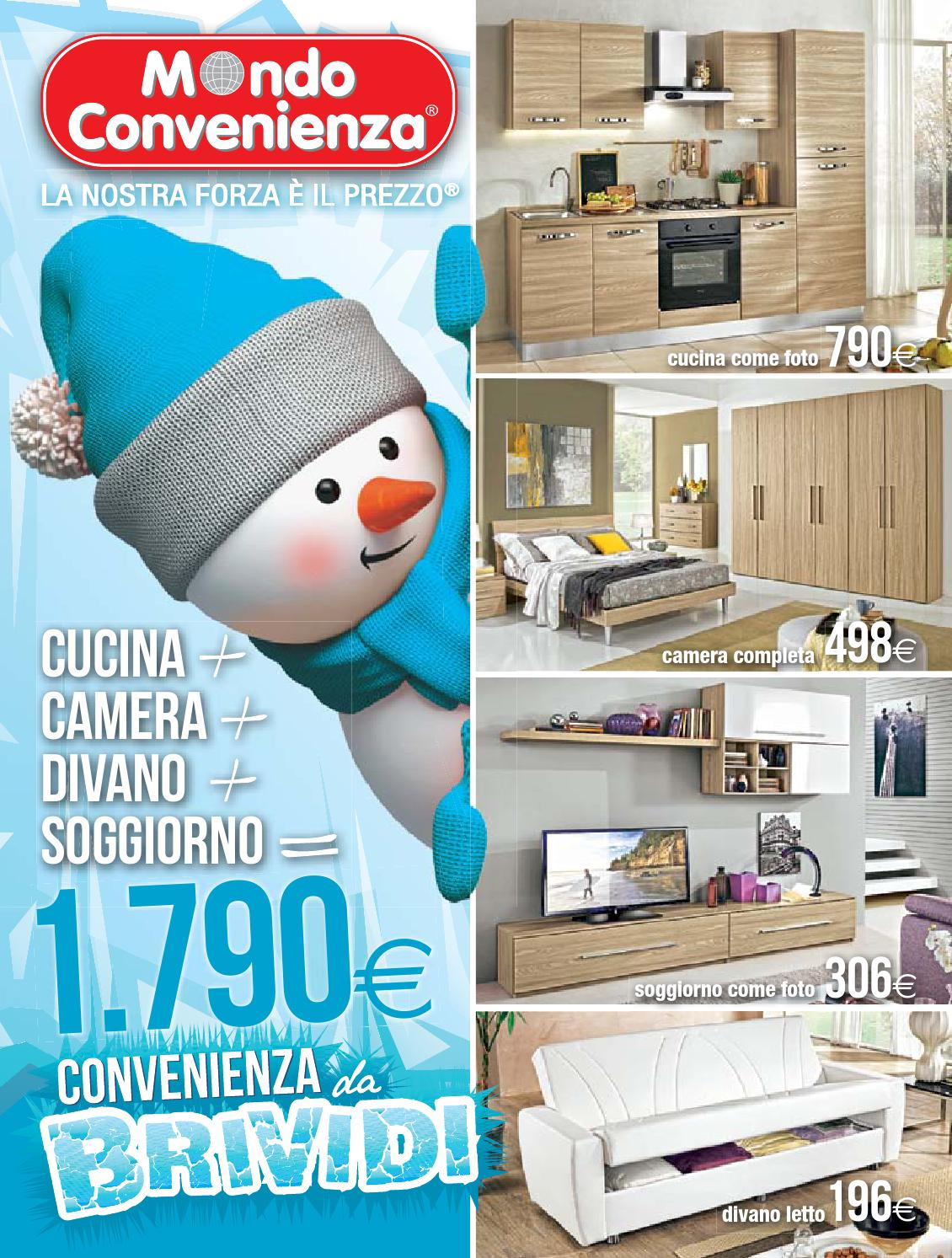 Mondo conv catalogo convenienza da brividi by Mobilpro - issuu