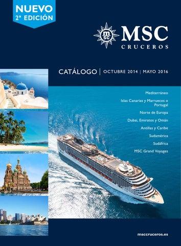 Msc cruceros 2015-16 by MJM VIAJES - issuu b2454f893900