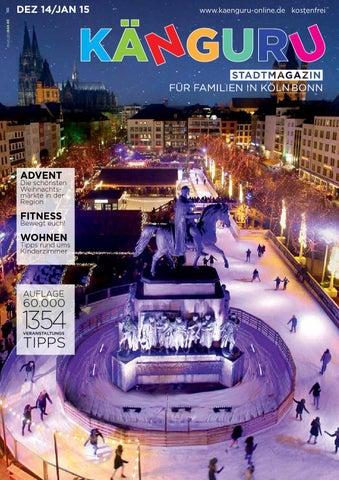 KÄNGURU Stadtmagazin Für Familien In Köln Bonn Dezember 2014/Januar ...