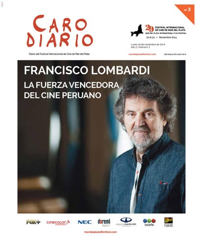 3fa8d53cde Catalogo 29° Festival Internacional de Cine de Mar del Plata 2014 by  Festival 28 - issuu