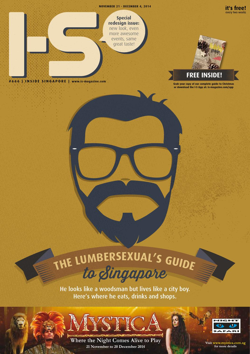 I-S Magazine November 21 by Asia City Media Group - issuu