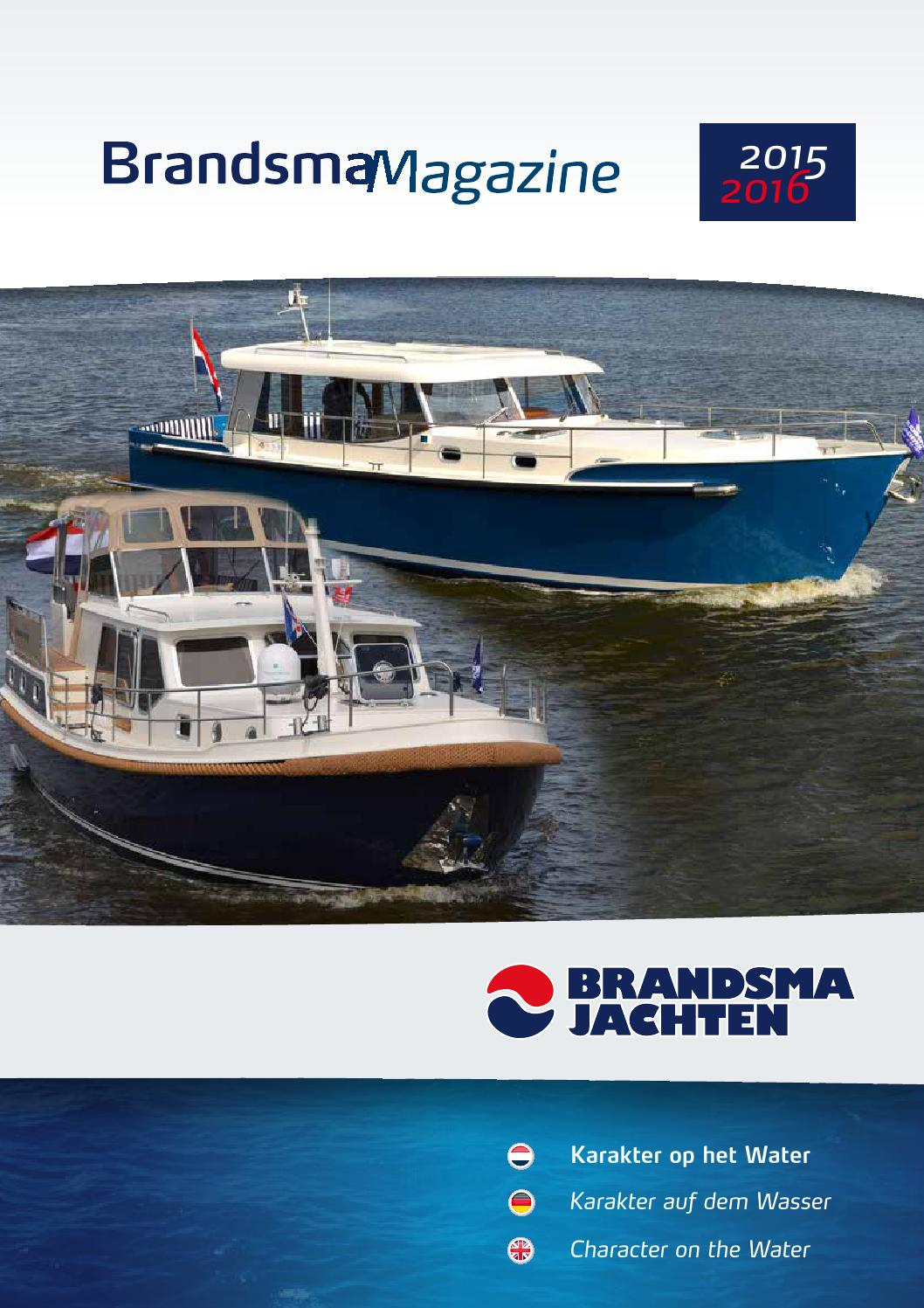 Brandsma Magazine 2015 By Jachten Issuu Solar Cruise 160w Package Incl Pwm Controller Charges