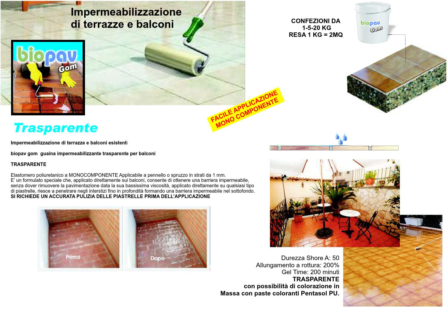 Biopav Pavimenti In Resina Catalogo 2018 By Prochima Issuu