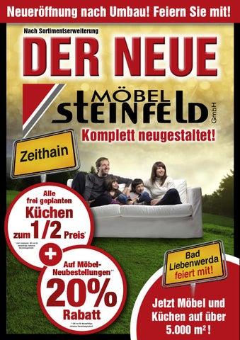 Moebel Steinfeld Neueroeffnungsprospekt 1114 By Perspektive