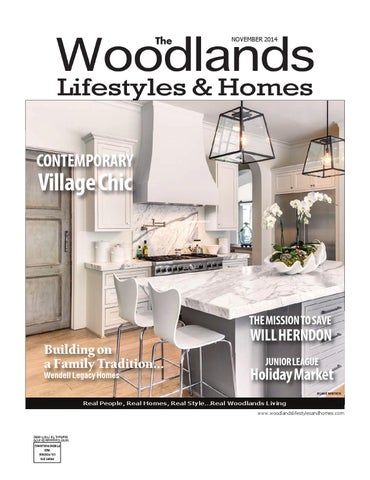 Woodland Lifestyles Homes November 2014 By Lifestyles Homes
