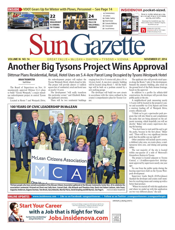 5c32bb2afce5ee Sun Gazette Fairfax November 27