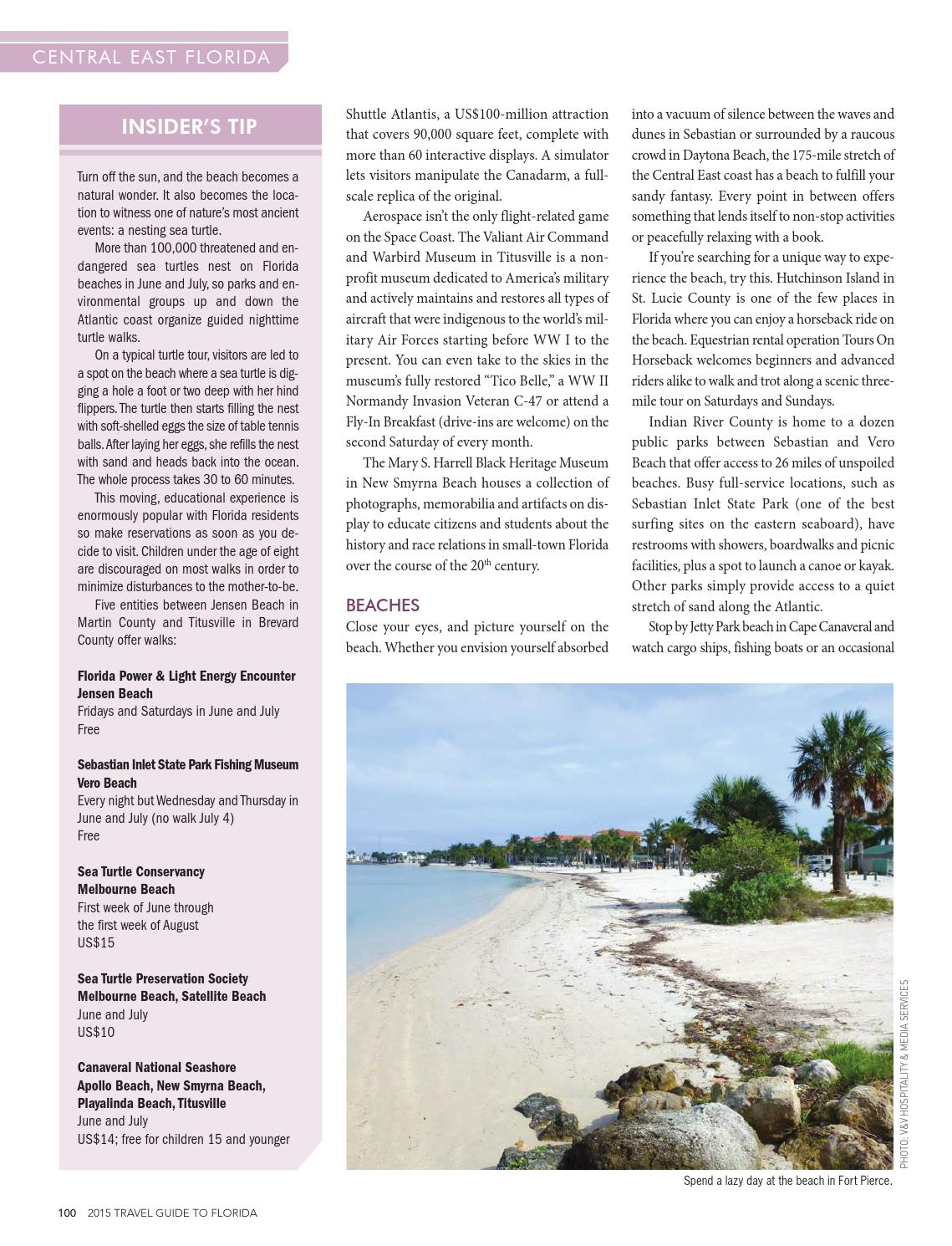 2015 Travel Guide to Florida by MarkintoshDesign - issuu
