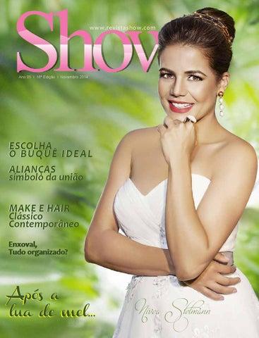 Revista show 17º edição Nívea Stelmann by Revista Show - issuu 20516e1806