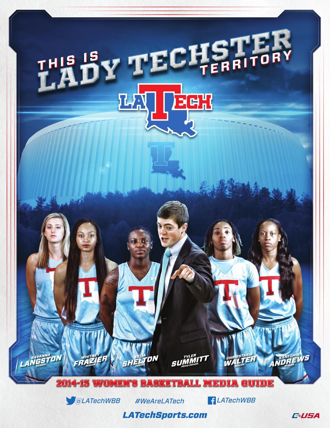 df6cc9d105b 2014-15 Louisiana Tech Women's Basketball Media Guide by Louisiana Tech  Athletics - issuu