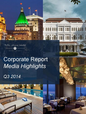 Q3 Media Highlights By Frhi Pr Issuu