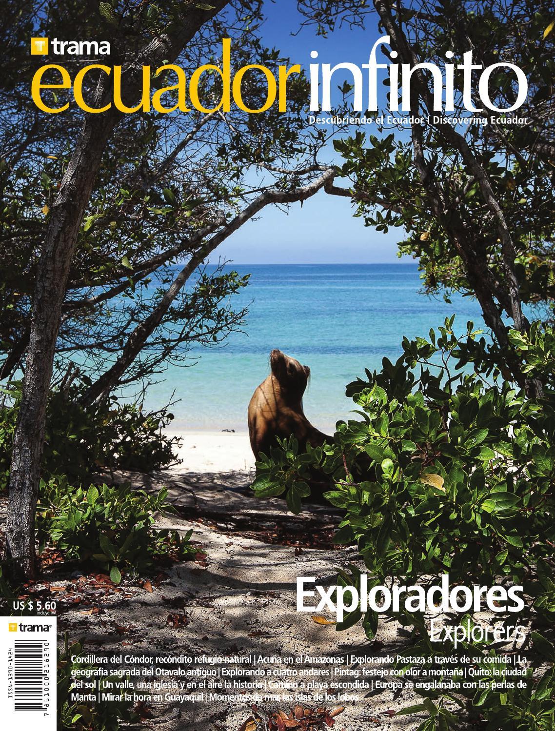 Ecuador Infinito 29 by Trama ediciones - issuu