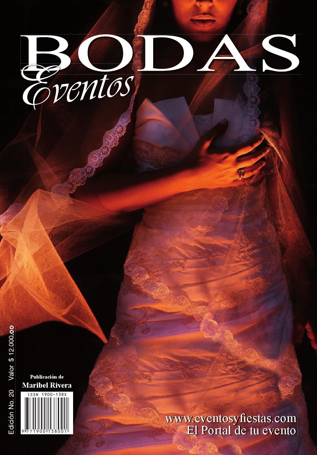Revista Eventos Bodas Edición 20 by Eventos y Fiestas Colombia - issuu