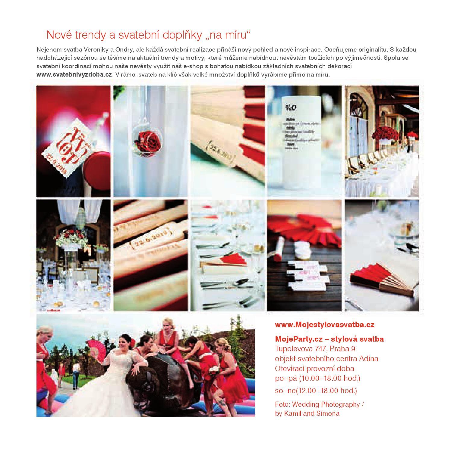 Marriage Guide Podzim 2014 By Kollman Partners S R O Issuu