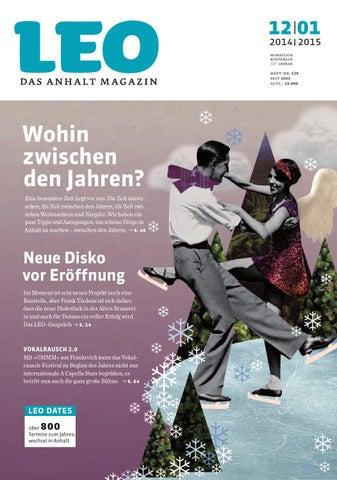 LEO Dezember/Januar 2014/15 by LEO – Das Anhalt Magazin - issuu
