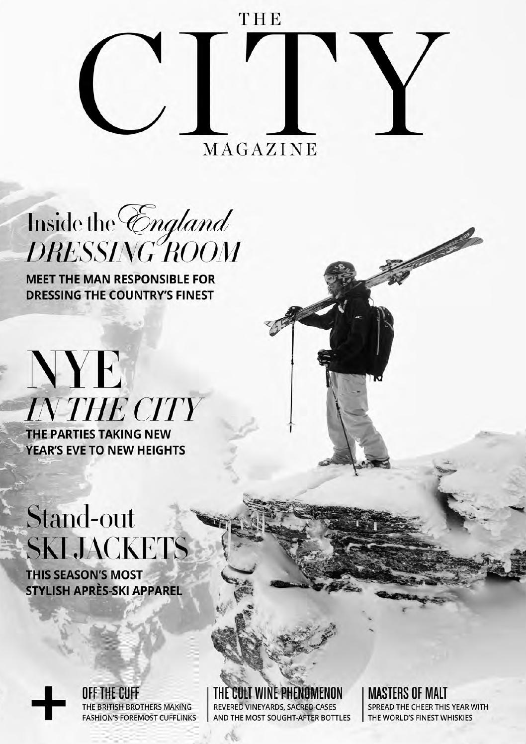 The City Magazine December 2014 by Runwild Media Group issuu