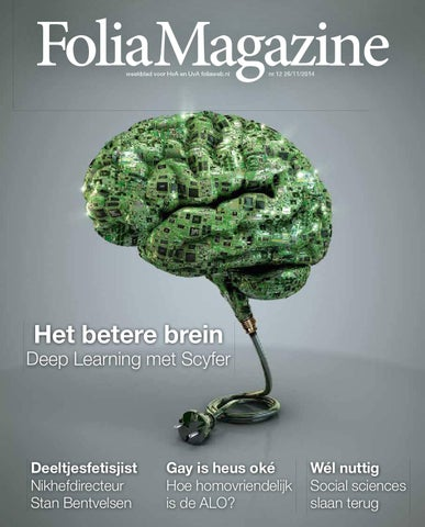 Folia Magazine 12 Jaargang 2014 2015 By Folia Issuu